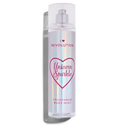 Osvěžující tělová mlha s citrusovou vůní Unicorn Sparkle (Fragrance Body Mist) 236 ml