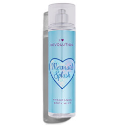 Osvěžující tělová mlha s kokosovou vůní Mermaid Splash (Fragrance Body Mist) 236 ml