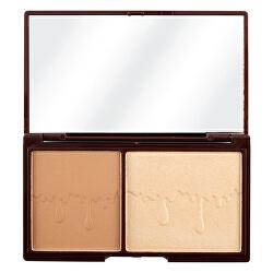 Arc paletta Csokoládé Bronze és ragyogás 11 g