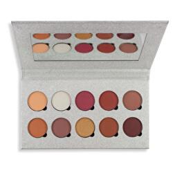 Paletă umbre de ochiBe Obsessed With (Eye Shadow Palette) 10 x 1,30 g