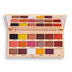 Paletă cu nuante pentru ochi Cinnamon Chocolate (Eye Shadow Palette) 18 g