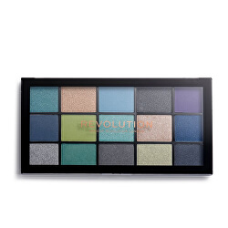 Paletă umbre de ochi - 15 nuanțe cu tonuri strălucitoare și mateDeep Dive (Reloaded Deep Dive Eye Shadow) 15 x 1,1 g