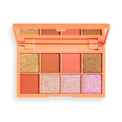 Paletă fard de ochi Mini Tasty Peach (Shadow Palette) 10,8 g