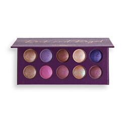 Paletka očných tieňov Rock & Royal (Colour Focus Shadow Palette) 15 g