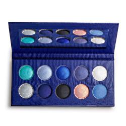 Paletka očných tieňov Smoke and Mirrors (Colour Focus Shadow Palette) 10 x 1,5 g