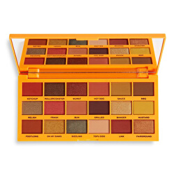 Paletă cu nuante pentru ochi Tasty Palette Hot Dog (Eye Shadow Palette) 22 g