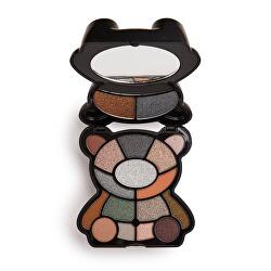 Paletă fard de ochi Teddy Bear Jett (Shadow Palette) 14,4 g