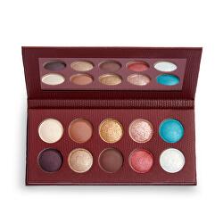 Paletka očných tieňov Truth or Dare (Colour Focus Shadow Palette) 10 x 1,5 g