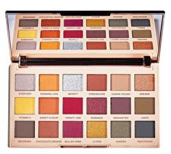 Professional Paletă de umbre pentru ochi Soph X Extra Spice 18 x 0,8 g