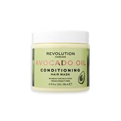 Hloubkově vyživující maska na vlasy s avokádovým olejem (Conditioning Avocado Mask) 200 ml