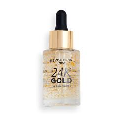 Podkladová báze pod make-up PRO 24k Gold (Priming Serum) 28 ml