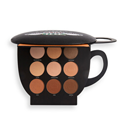 Paletka na tvář X Friends Grab a Cup (Face Palette) 25,2 g