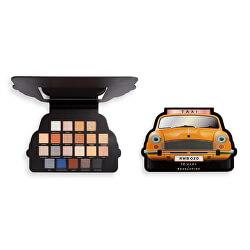 Paletka očních stínů X Friends Take A Drive (Shadow Palette) 25,2 g