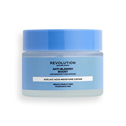 Zklidňující pleťový krém Anti Blemish Boost (Azelaic Acid Moisture Cream) 50 ml
