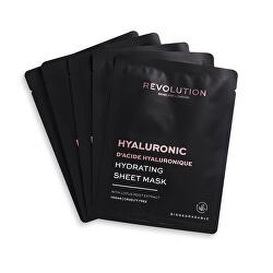 Sada pleťových masek Biodegradable (Hydrating Hyaluronic Acid Sheet Mask)