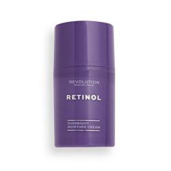 Noční krém pro zralou a citlivou pleť Retinol (Overnight Moisture Cream) 50 ml