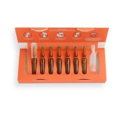 7denní rozjasňující péče o pleť Ampoules Vitamin C (7 Day Skin Plan) 7 x 2 ml