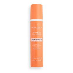 Hydratační pleťový krém Vitamin C (Moistue Cream) 45 ml