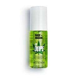 Vyživující pleťový sprej Makeup Obsession So Dope (Nourishing Essence Spritz) 100 ml