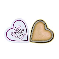 Szívbetegségek színélénkítő szerelem istennője (strobing Powder) 10 g