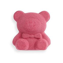Spumante de baie bombă Lulu Teddy Bear (Bath Fizzer) 150 g