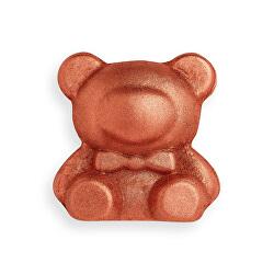 Spumante de baie bombă Rosie Teddy Bear (Bath Fizzer) 150 g