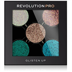 Trblietky na vloženie do paletky PRE Refill (Glisten Up) 6 g