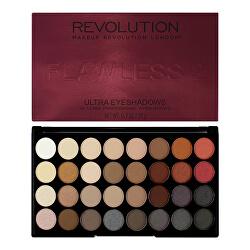 Paletă Farduri de ochi cu 32 de nuanțe Flawless 2 (Ultra 32 Eyeshadow Palette Flawless 2)