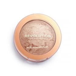 Zapečený bronzer Revolution Re-Loaded Holiday Romance (Powder Bronzer) 15 g