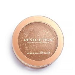 Zapečený bronzer Revolution Re-Loaded Long Weekend (Powder Bronzer) 15 g