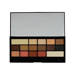 Miracle Eye Palette (I Heart Makeup Chocolate Vice)