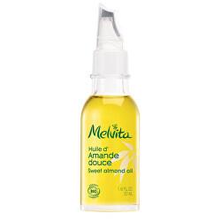 Organický sladký mandľový olej (Sweet Almond Oil ) 50 ml