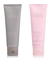 Kosmetická sada pro smíšenou až mastnou pleť TimeWise Age Minimize 3D Duo 2 x 48 g