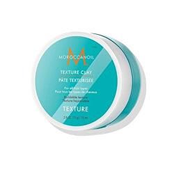 Matující pasta na vlasy se silnou fixací (Texture Clay) 75 ml
