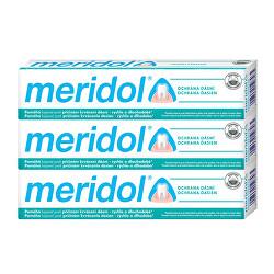 Fogkrém fogínygyulladás ellen  tripack 3 x 75 ml