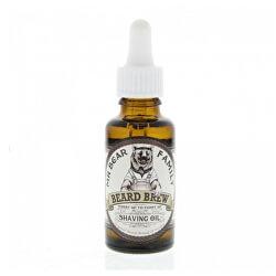 Olej na holení pro muže (Beard Brew Shaving Oil) 30 ml