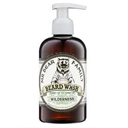 Šampon na vousy Wilderness (Beard Wash) 250 ml
