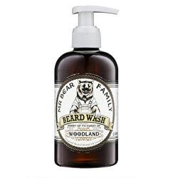 Šampon na vousy Woodland (Beard Wash) 250 ml