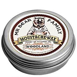 Vosk na knír Woodland (Moustache Wax) 30 g