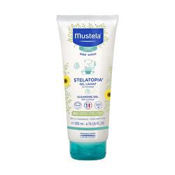Dětský sprchový gel pro extrémně suchou a atopickou pokožku Stelatopia (Cleansing Gel) 200 ml