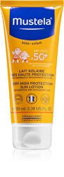 Dětské ochranné mléko SPF 50+ (Very High Protection Sun Lotion) 100 ml