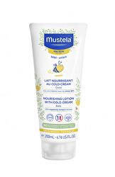 Dětské vyživující tělové mléko pro suchou pokožku (Nourishing Lotion with Cold Cream) 200 ml