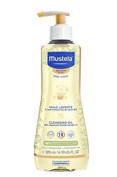 Dětský sprchový a koupelový olej pro suchou pokožku (Cleansing Oil) 500 ml