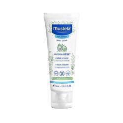 Dětský hydratační krém na obličej Hydrabebe (Facial Cream) 40 ml