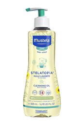 Dětský sprchový a koupelový olej pro extrémně suchou a atopickou pokožku Stelatopia (Cleansing Oil) 500 ml