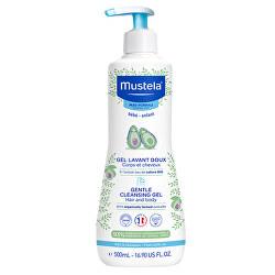 Dětský jemný čisticí gel na tělo a vlasy (Gentle Cleansing Gel) 500 ml
