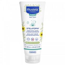 Dětský krém pro extrémně suchou a atopickou pokožku Stelatopia (Emollient Cream) 200 ml