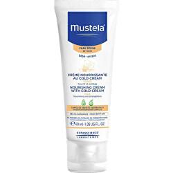 Dětský vyživující krém na obličej pro suchou pleť (Nourishing Face Cream with Cold Cream) 40 ml