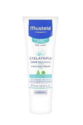 Dětský krém na obličej pro extrémně suchou a atopickou pleť Stelatopia (Emollient Face Cream) 40 ml