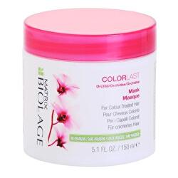 Maska pro barvené vlasy (Colorlast Mask Orchid)